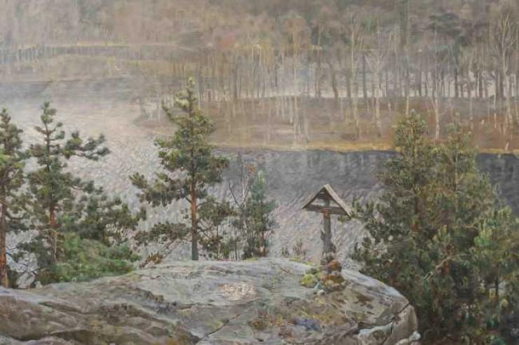 Валаам. Павел Рыженко